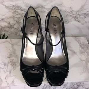 Guess Mary Jane Heels